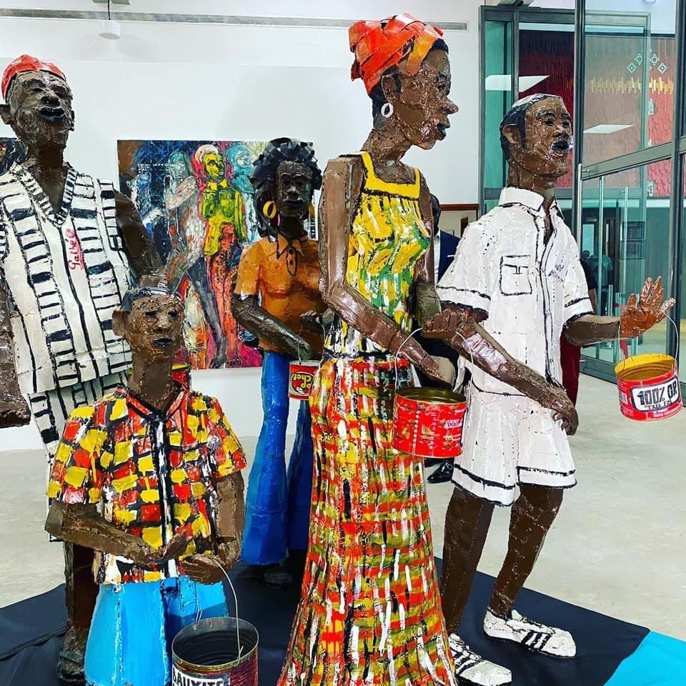 """Exposition: """"Prête-moi ton rêve""""– MASA 2020 Abidjan"""