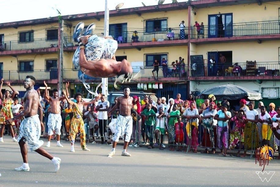 Danse parade 2020 – MASA 2020 Abidjan